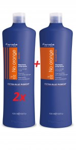 fanola no orange 2x maska + sampon 1000 ml